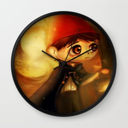 Wirt Wall Clock