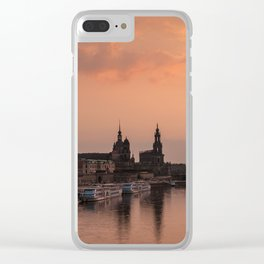 DRESDEN 06 Clear iPhone Case