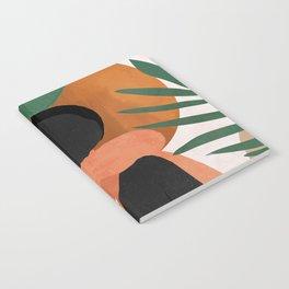 Tropical Girl 10 Notebook