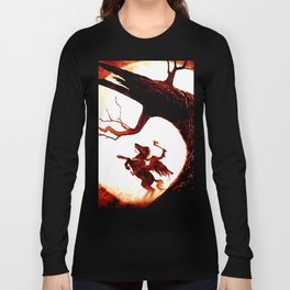 horse man Long Sleeve T-shirt
