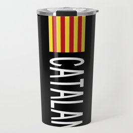 Catalunya: Catalan Flag & Catalan Travel Mug