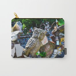 Owl Be Watching Carry-All Pouch