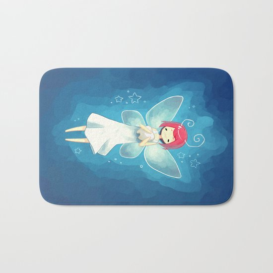 Tooth Fairy Bath Mat