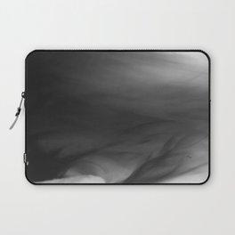 Fire Smoke Laptop Sleeve