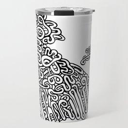 Jelita Rysunek #1 Travel Mug