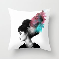 Friday, I'm in love. Throw Pillow