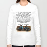 rap Long Sleeve T-shirts featuring 101 Rap by Marianna