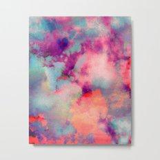 Untitled 20110625p (Cloudscape) Metal Print