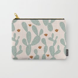 Prickly Pears Carry-All Pouch