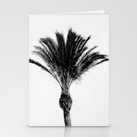 palm Stationery Cards featuring Palm  by Patricia de Cos