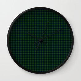 Dundas Tartan Wall Clock