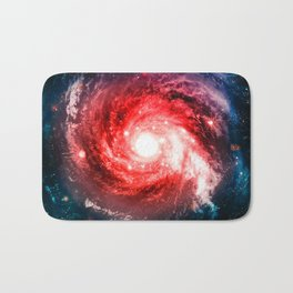Spiral Galaxy Bath Mat