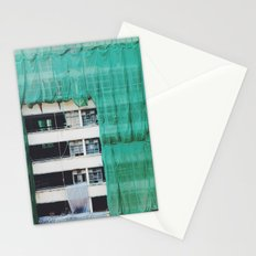 Bamboo Scaffolding Hong Kong Stationery Cards