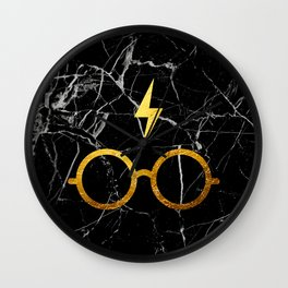 Harry P Stone Wall Clock