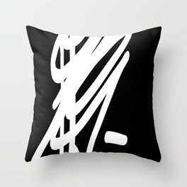 VoiceOne Spinal Inverse Throw Pillow