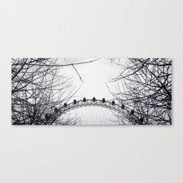 Days - London Eye Canvas Print