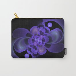 Beautiful abstract fractal flower Carry-All Pouch