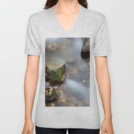 In the mood of zen iii Unisex V-Neck