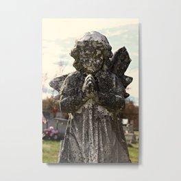 Pray for us Metal Print