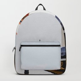 The Chinese Structure (Color) Backpack