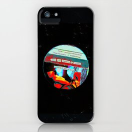 Misery And Depression  iPhone Case