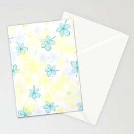 Wind from the meadow Stationery Cards