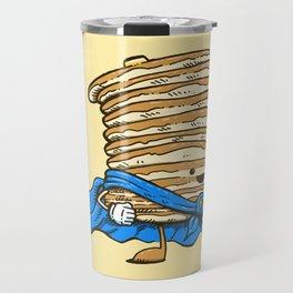 Captain Pancake Travel Mug