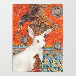 Mosaic Melody Poster