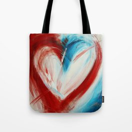 All Of A Sudden It All Strangely Became Beautiful Tote Bag