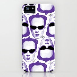 KLAUS NOMI iPhone Case