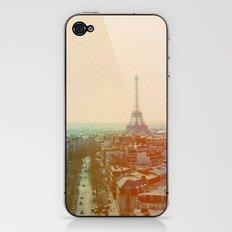 Iron Lady iPhone & iPod Skin