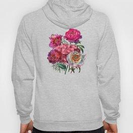 Flower garden V Hoody