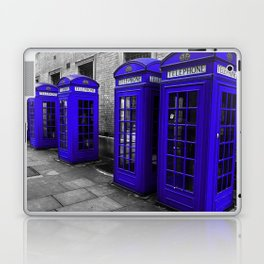 A Jolly Good Day in England Laptop & iPad Skin