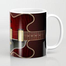 Electric Guitar ES 335 Flamed Maple Coffee Mug