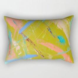 Midcentury Mod Rectangular Pillow