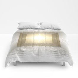 Forget Everything (CAS002-2008) Comforters