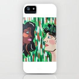 Lover's Cliché? iPhone Case