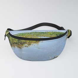 Around the River Bend Fanny Pack