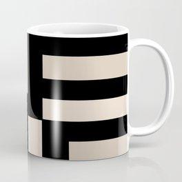 Black and Tan Kaffeebecher