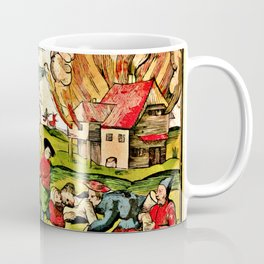 Cannibalism in Russia and Lithuania 1571 Coffee Mug