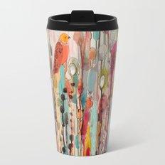 letting go Travel Mug