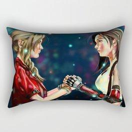FF7 Remake: Friends Rectangular Pillow