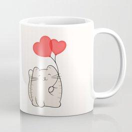 Eli, the love cat Coffee Mug