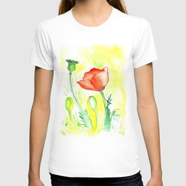 Papaver III T-shirt