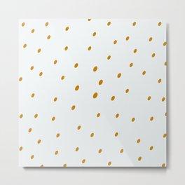 Coit Pattern 63 Metal Print