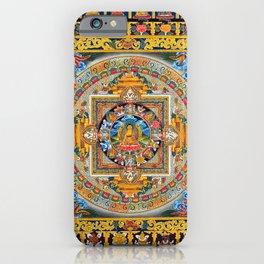 Mandala Buddhist 5 iPhone Case