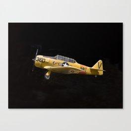 AT-6 Taxan Canvas Print