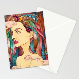 Out of The Woods Stationery Cards