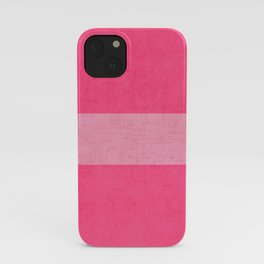 the pinks I classic iPhone Case