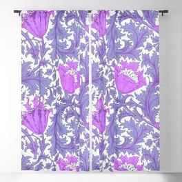 """William Morris """"Anemone"""" 2. Blackout Curtain"""